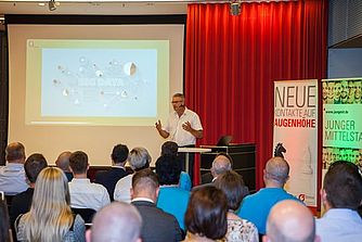 SPEEDPresentation Marketing 2017 beim BVMW
