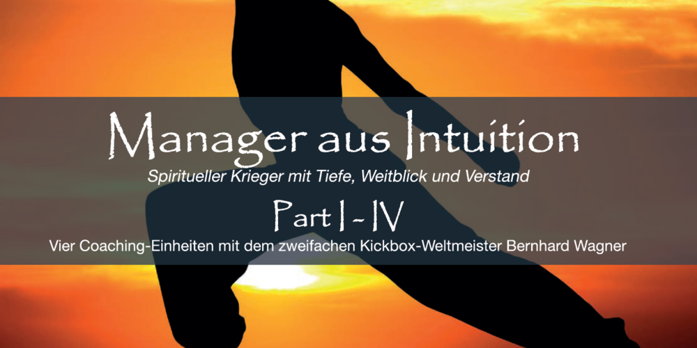Manager aus Intuition