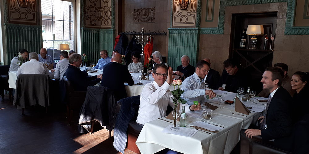 Unternehmer-Lunch in Oldenburg