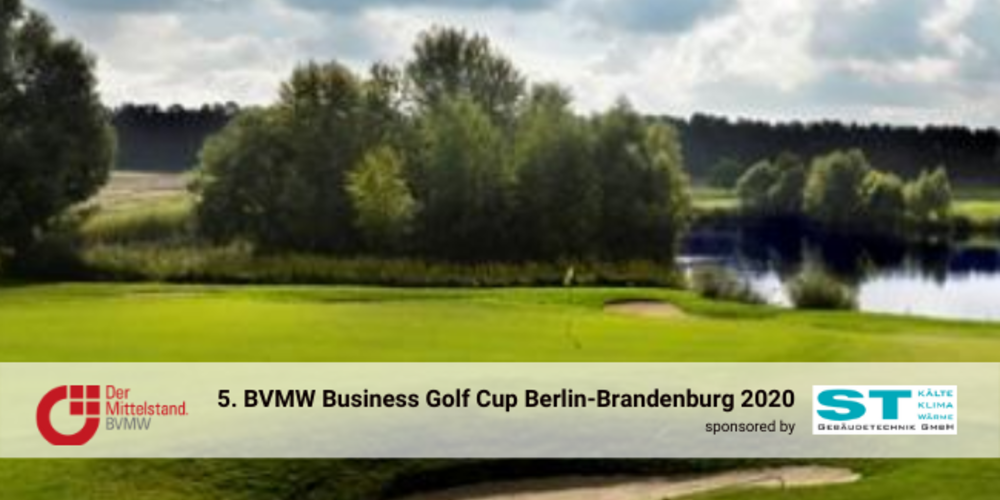 5. BVMW Business Golf Cup Berlin Brandenburg 2020 am 11.09.2020
