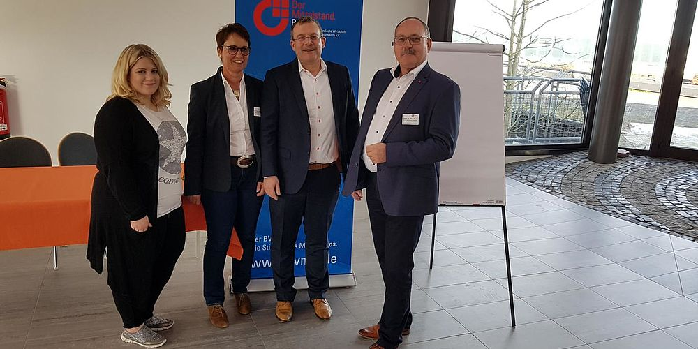Business-Lunch bei Hans Witteler – Automobile, Autohaus Ford, in Brilon