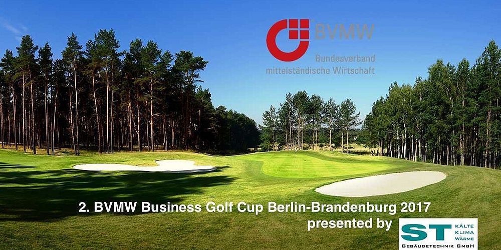 2. BVMW Business Golf Cup am 22.09.2017