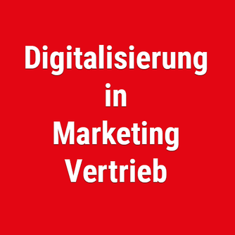 Marketing + Vertrieb