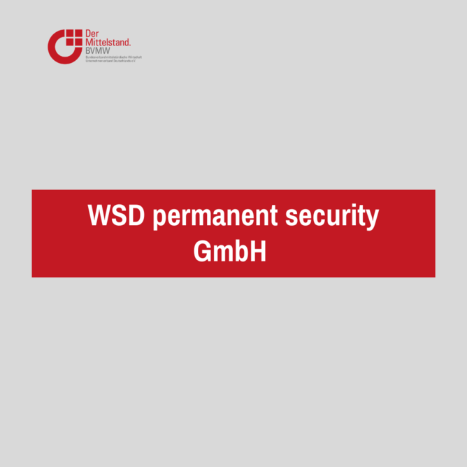WSD permanent security GmbH