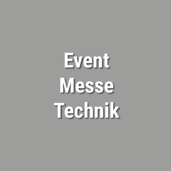 Event Messe Technik