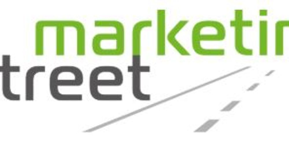 Logo Marketing Street