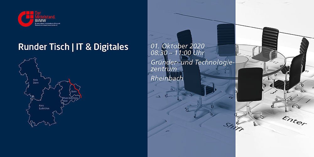Runder TISCH | IT & Digitales