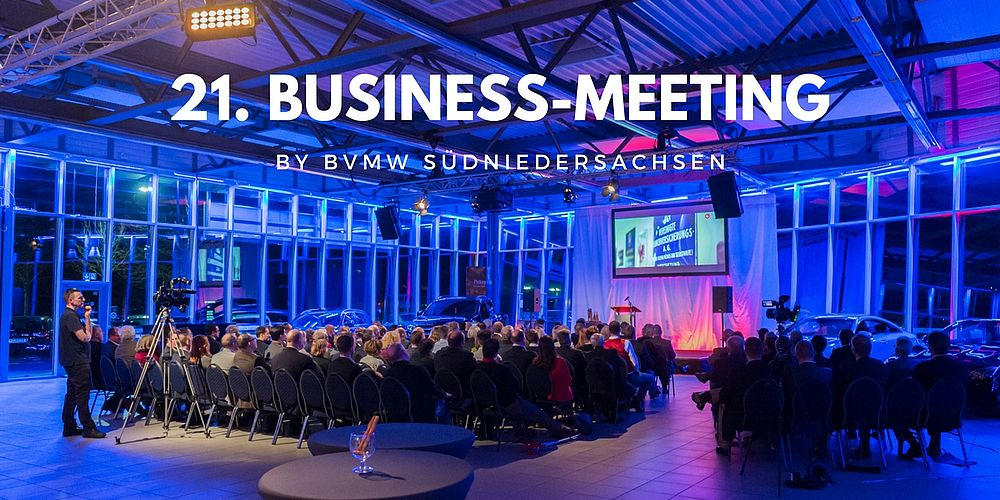 Das Video zum 21. BVMW Business-Meeting am 23.11.2017 ist online!