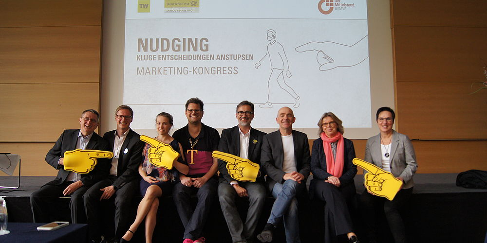 Marketing Kongress 2019 Nudging