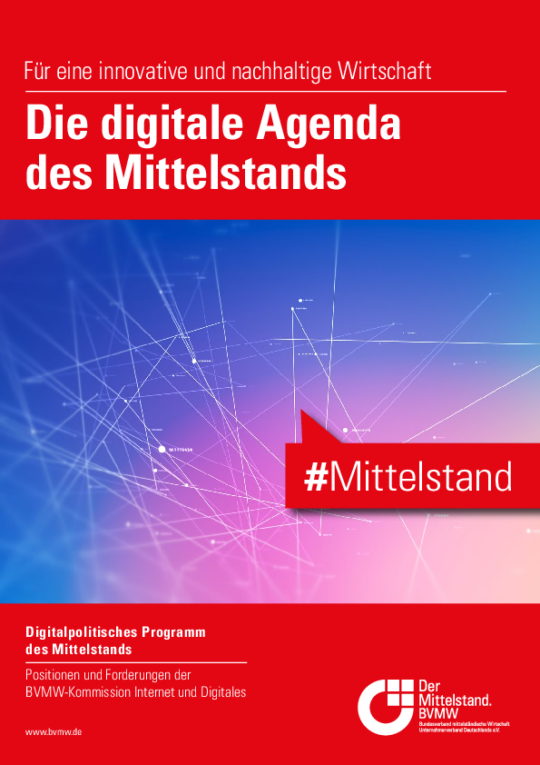 digitale agenda des mittelstands