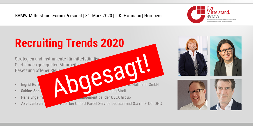 Absage Recruting Trends