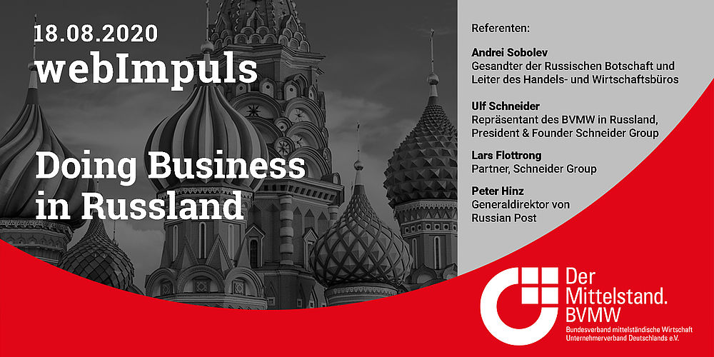 business in russland