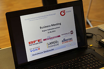 BVMW Business-Meeting