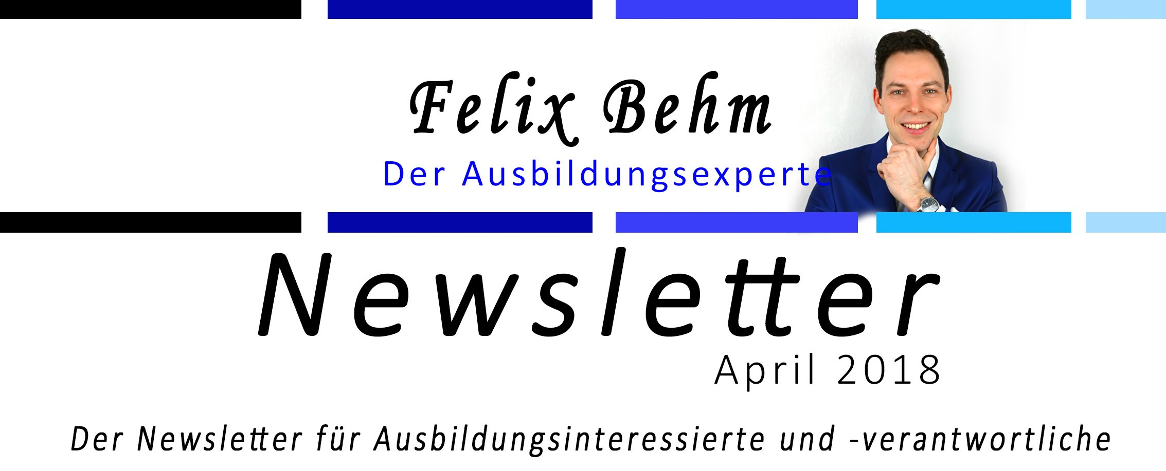 Behm Consulting Newsletter April