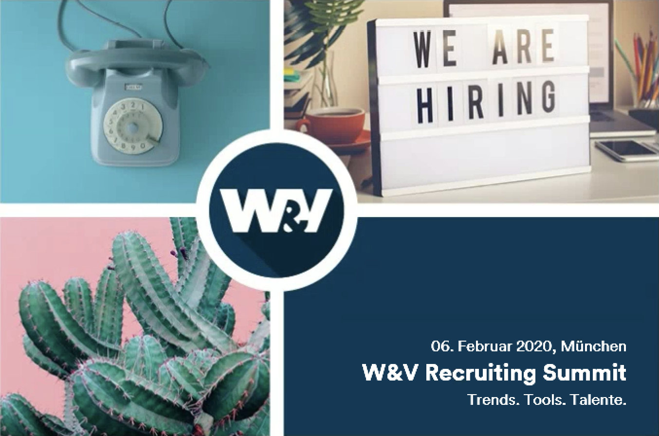 W&V Recruiting Summit 2020