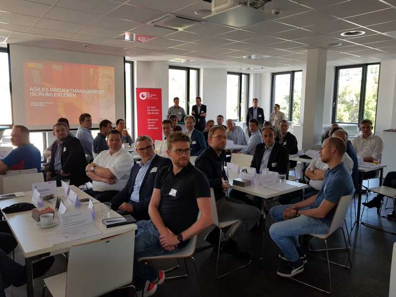 MEETING MITTELSTAND bei HOPPECKE Batterien GmbH & Co.KG in Brilon-Hoppecke